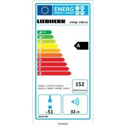 GARRAFEIRA LIEBHERR EWTGB 2383 LIEBHERR - 4