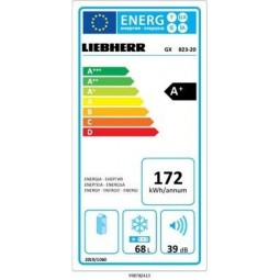 CONGELADOR LIEBHERR GX 823 LIEBHERR - 2