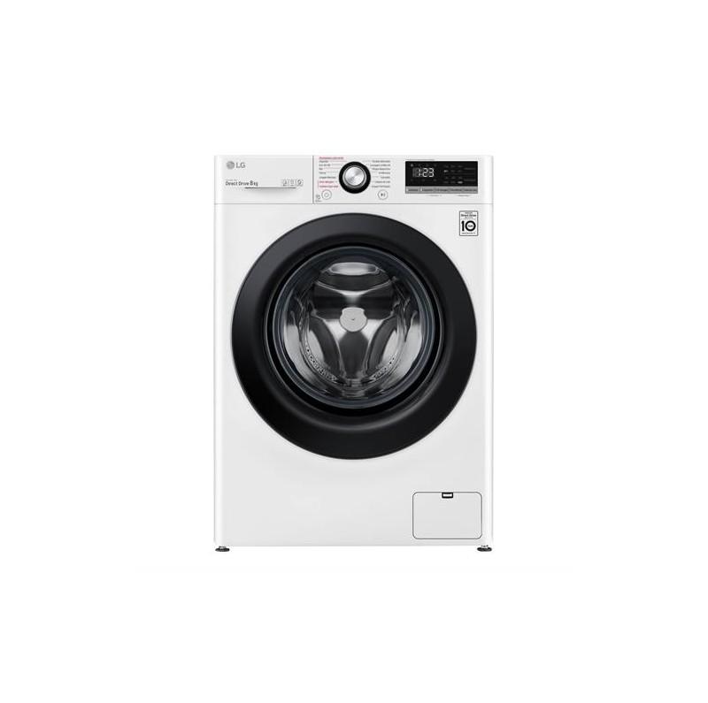 Máquina de lavar roupa LG F4WV3008S6W