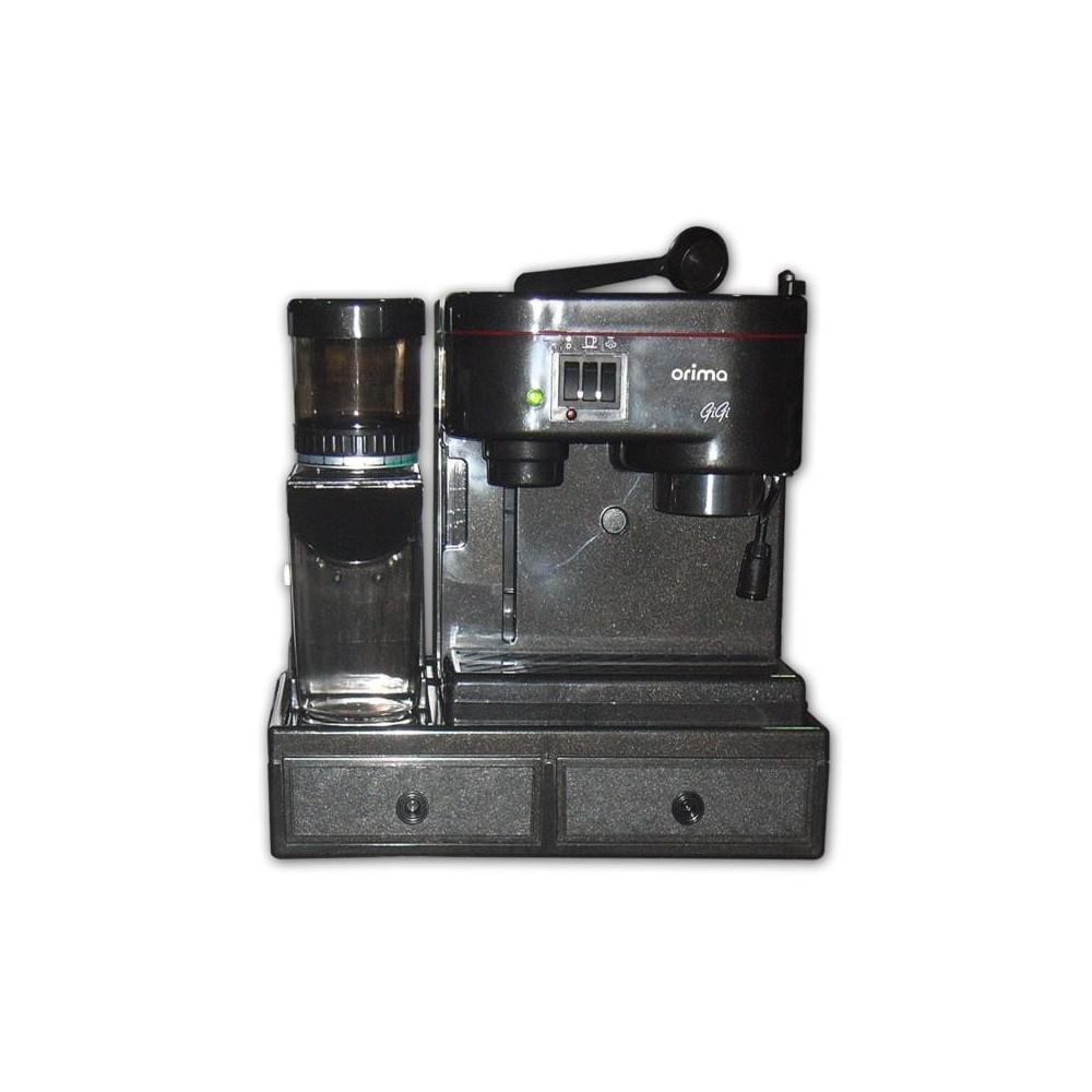 Maquina Cafe Orima Gigi SEG-101 Preta CX2